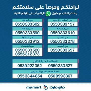 عروض ماي مارت اليوم 26 ابريل 2020 الموافق 3 رمضان 1441 عروض رمضان