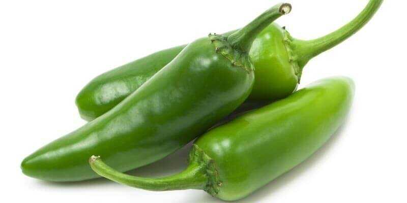 الخضراوات وسعراتها الحرارية