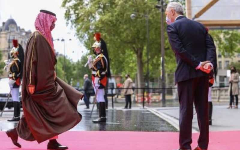أخبار السعودية نيابة عن ولي العهد .. وزير الخارجية يرأس وفد المملكة المشارك في مؤتمر باريس لدعم السودان